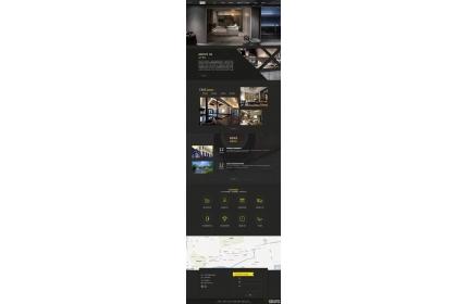 响应式室内装修设计公司网站织梦dedecms模板源码(含手机版)