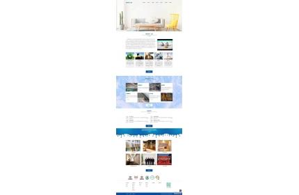 响应式的建筑建材行业公司网站织梦dedecms模板源码(含手机版)