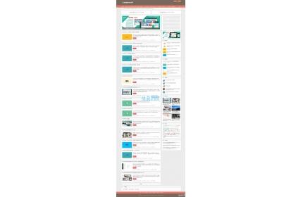 WordPress主题 wpdx3.5博客/杂志/CMS主题, WP主题模板下载