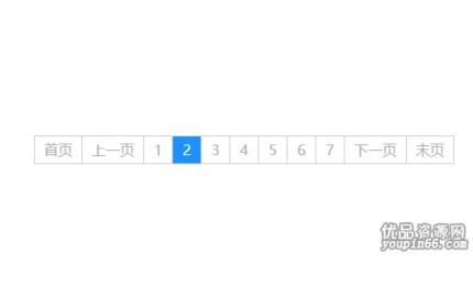jQuery异步加载分页插件源代码下载