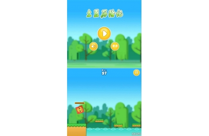 html5土豆历险记手机微信游戏源码下载