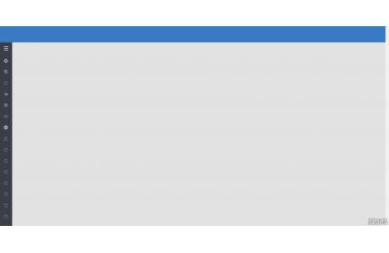 实用的侧边下拉收缩菜单ui特效源代码下载